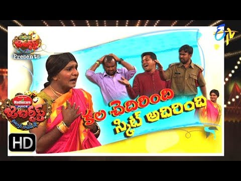 Jabardasth | 29th  March 2018  | Full Episode | ETV Telugu