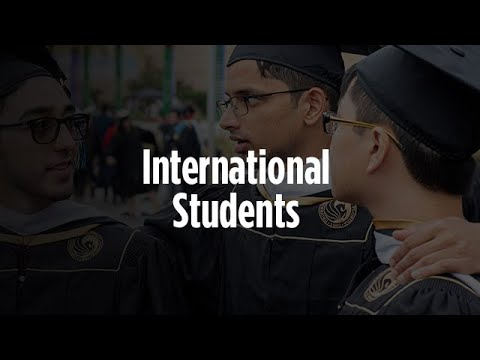 Important Info For International Students