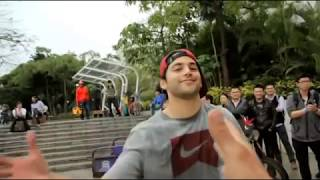BEST OF PRO SKATERS with P-Rod, Ryan Sheckler, Sean Malto, ...