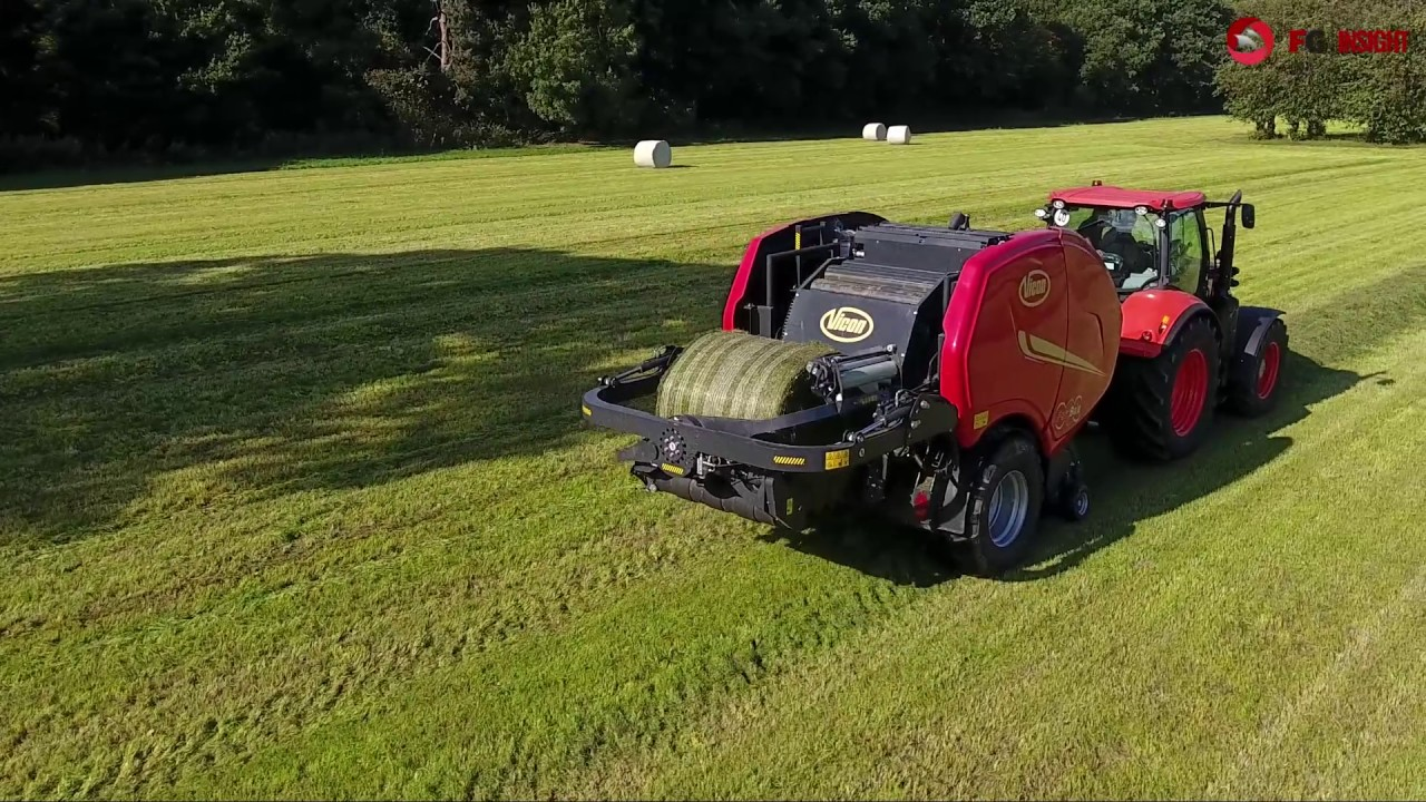 605c vermeer round baler good or bad - On Test Vicon Fastbale Non Stop Round Baler Exclusive