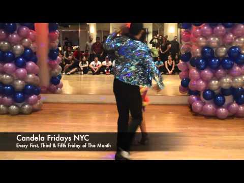 Charlie & Teresa Garcia at Candela Fridays NYC