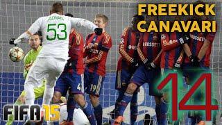 FIFA 15 14 Avrupa Fatihiymiş Rizespor