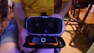 PowerLead Psug G0009 3D VR Glasses Virtual Reality Headset Review