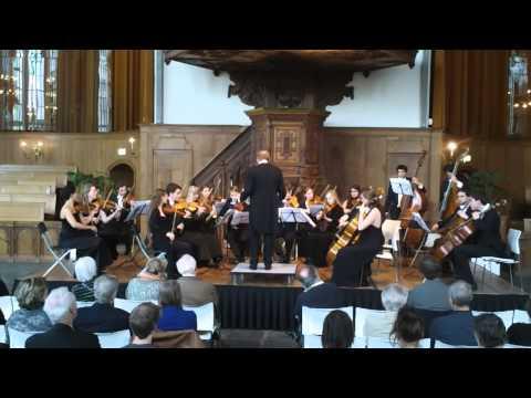 Franz Schreker - Scherzo for string orchestra