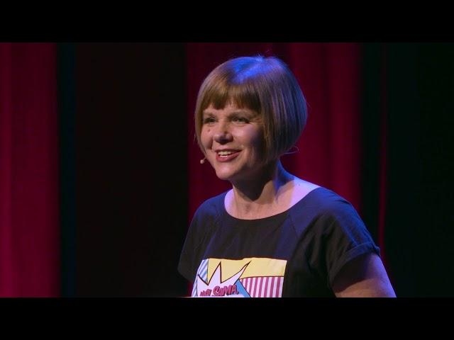 Nisi sama ideš s nama | Ivana Kalogjera | TEDxZagrebWomen