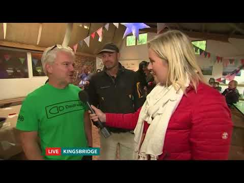 ITV Westcountry News Live at Dadfest 2017