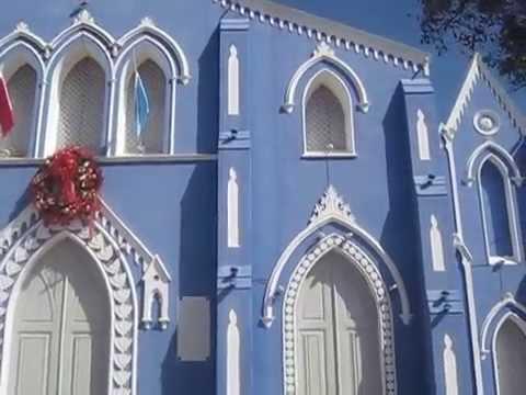Iglesia Santa Barbara. 2014 Maracaibo, Edo. Zulia, Venezuela.