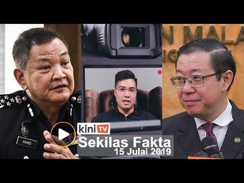 Haziq direman 6 hari, Dalang bikin video dikenal pasti, Pembangkang bidas Guan Eng