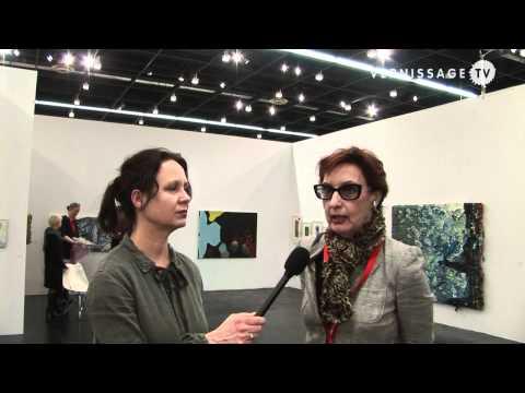 Marlies Pollak: Eindrücke von der Art Cologne 2012 + NADA Cologne