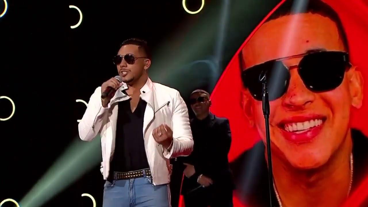 ¡Duelo de alto impacto! Romeo Santos se enfrentó a Daddy Yankee