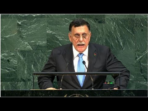 Libya - President addresses the 72nd United Nations General Assembly