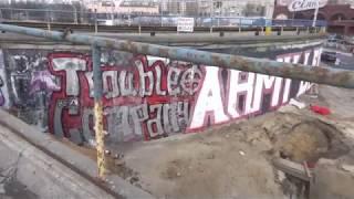 'Уставший' мост Киева сегодня
