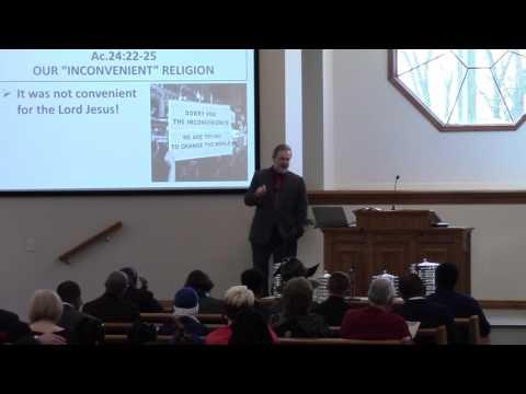 Our Inconvenient Religion