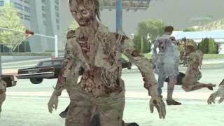 Gta San Andreas:Apocalipsis Zombies-Parte 3 Loquendo
