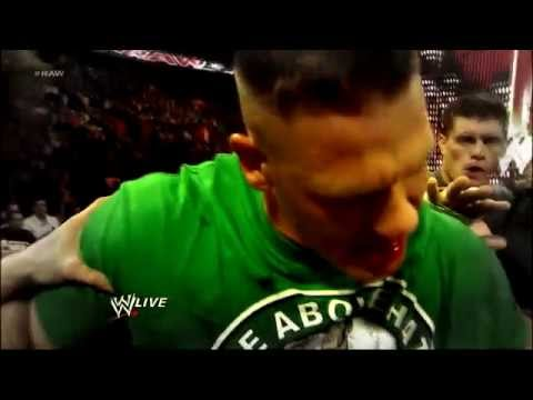 WWE SummerSlam 2014: John Cena Vs Brock Lesnar Promo [HD]