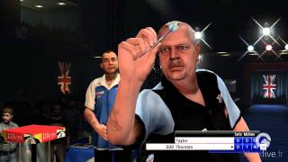 PDC World Championship Darts : Pro Tour - Gameplay Xbox 360
