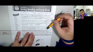 Publication Date: 2021-07-13 | Video Title: Earning, Spending, and Saving