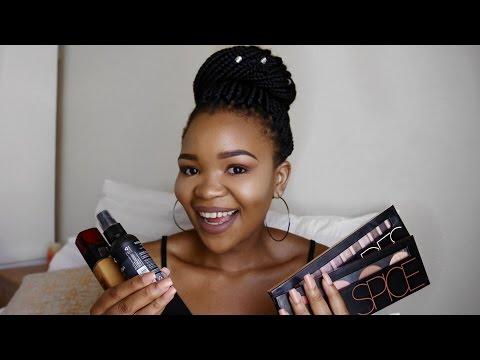 DRUGSTORE Makeup Starter Kit for Beginners 2017   South African YouTuber