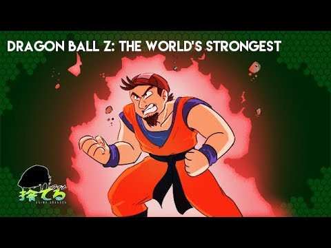Anime Abandon - Dragon Ball Z: The World's Strongest