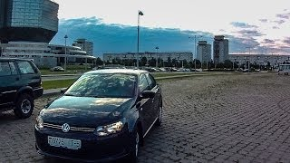 Тестдрайв: VW Polo Sedan (2013my, 34000km)(, 2014-06-20T08:59:51.000Z)