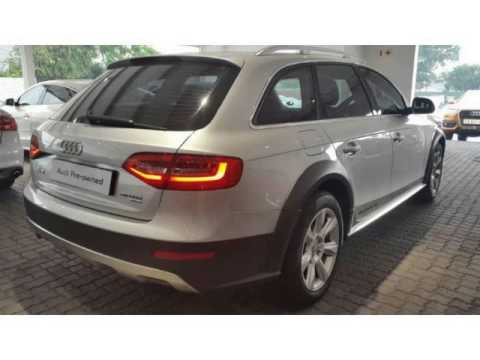 2015 audi a4 allroad 2 0tdi 130kw quattro stronic auto for sale on auto trader south africa. Black Bedroom Furniture Sets. Home Design Ideas