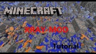 Minecraft Xray-Mod [1.5.2] Installieren & Benutzen