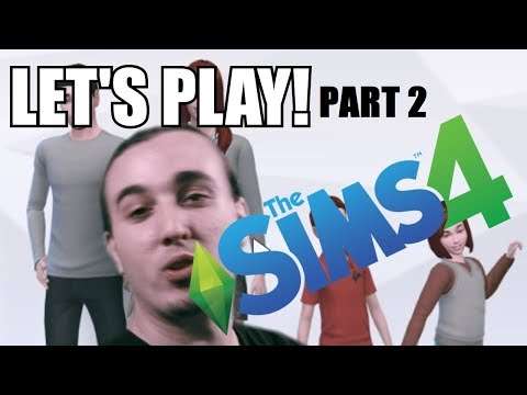 LET'S PLAY! The Sims 4 (PART 2) thumbnail