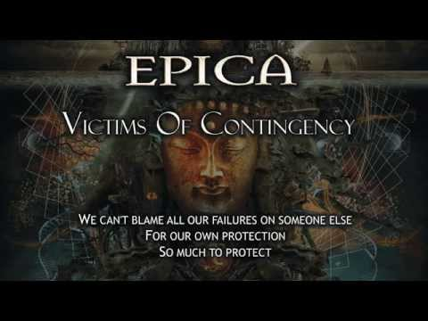 Epica - Victims Of Contingency (With Lyrics)
