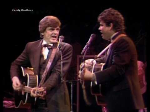 Everly Brothers - Til I Kissed You (live 1983) HD 0815007
