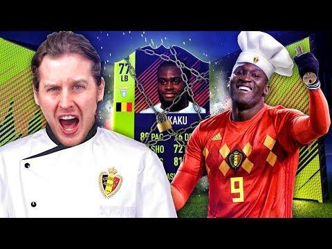 OMG THE ROMELU RESCUE SQUAD! PATH TO GLORY LUKAKU TOURNAMENT! FIFA 18 ULTIMATE TEAM