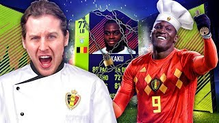 OMG THE ROMELU RESCUE SQUAD! PATH TO GLORY LUKAKU TOURNAMENT! FIFA 18 ULTIMATE TEAM