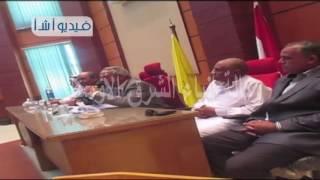 بالفيديو محافظ شمال سيناء   مياه الشرب أمن قومى يجب الحفاظ عليه