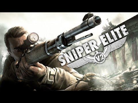 Sniper Elite V2   Pelicula Parte 2