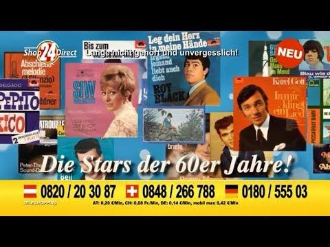 Deutsche Schlagerjuwelen - Die Raritäten 1960-1969 (Exklusiv)