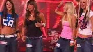 X Factor 4, ep 3, Fallen Angels (itv.com/xfactor)