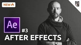 Основы After Effects — #3 Анимация точек в After Effects
