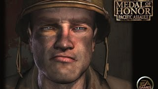 Прохождение Medal of Honor Allied Assault №1-свет факела
