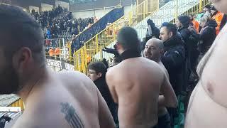 Fc brugge vs Charleroi fin de  match
