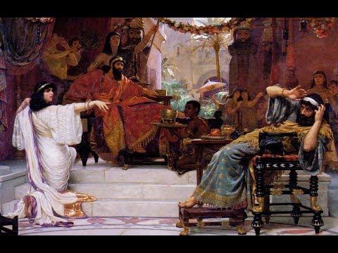 диалог Ксеркса с Артемисией