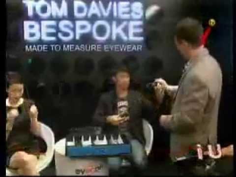 TVi - Media Launch TD Tom Davies by Eyecon