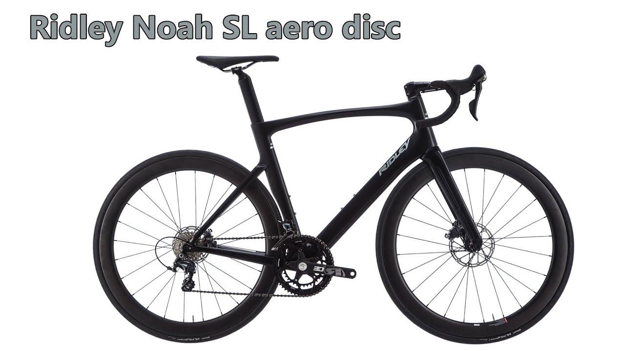Wow! 2018 Ridley Noah SL aero disc (UK CycleShow highlights) - YouTube 0eb7f2429