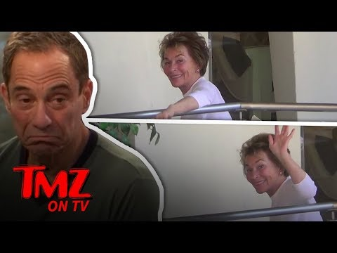 Judge Judy SHADES Harvey Levin | TMZ TV