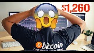 JP Morgan Predicts $1,260 Bitcoin?!