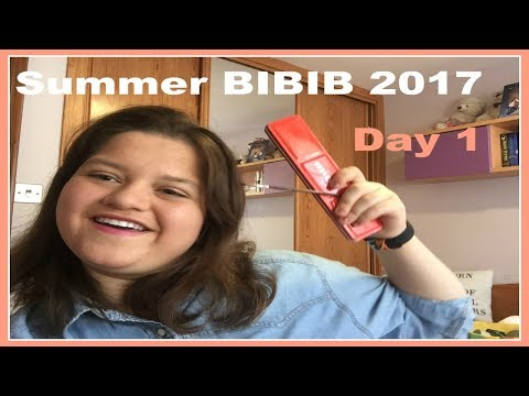 Summer Biannual Bibliothon 2017 | Day 1