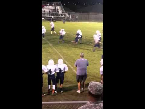 Charles patterson middle school running back
