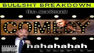 Do Comedians Tell The Most Truth?? (Speical Guest) Jack Steiger