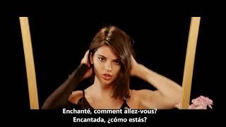 Fergie- Enchanté (Carine) ft  Axl Jack/  Lyrics video, traducida con subtítulos al español