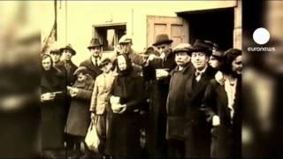Rumänien gedenkt des Pogroms an Juden von Iasi