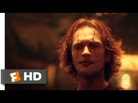 The Crow: City of Angels (7/12) Movie CLIP - Do You Want Me... Baby? (1996) HD