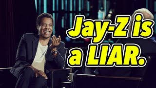 """Jay-Z Is a Miserable Person: Lying About Trump's So-called """"Racism"""" and White Male Privilege"""